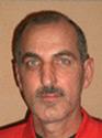 Isam Philip-Younan ist Reinigungskraft der alpha-Service Dienstleistungsgruppe München