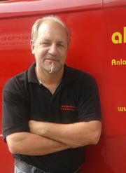 Erich Hähnel ist Inhaber der alpha-Service Dienstleistungsgruppe München