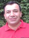 Hadad Farman ist Hausmeister der alpha-Service Dienstleistungsgruppe München