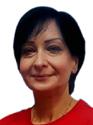 Marianna Lavrentiadou ist Reinigungskraft der alpha-Service Dienstleistungsgruppe München