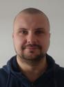 Eldar Durakovic ist Techniker der alpha-Service Dienstleistungsgruppe München