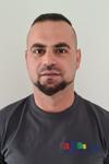 Samedin Nika ist Techniker der alpha-Service Dienstleistungsgruppe München